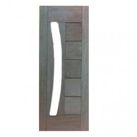 Porta Pivotante BBB C/ Visor em Arco